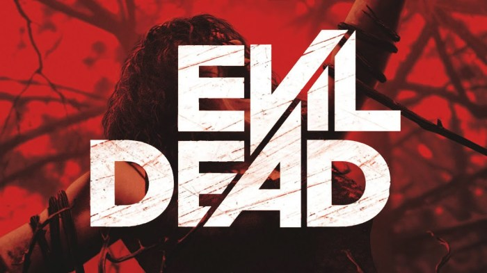 Evil Dead Alive and Good