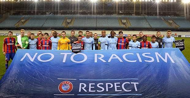 UEFA No racism