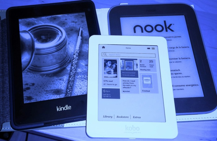 Which E-Reader should you choose?