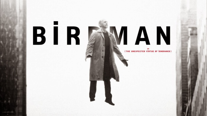 The Unexpected Virtue of Self-Awareness Or (Birdman Movie Review)