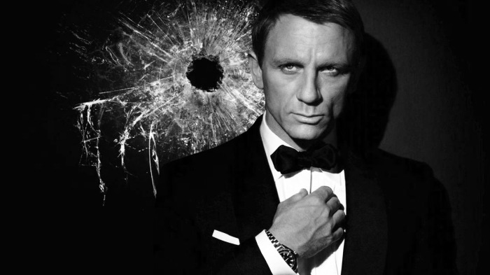 Bond is back with more than just a Spectre