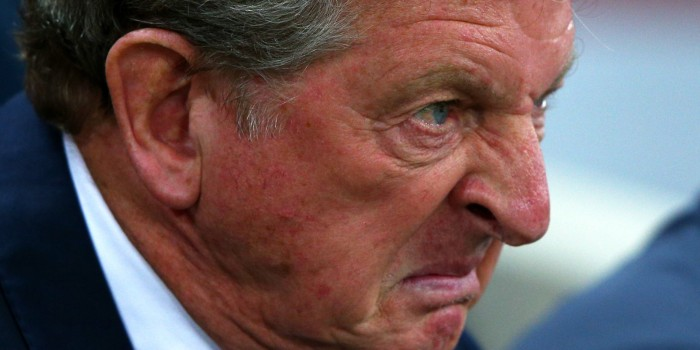 The Wrongs of Roy's EnglandSquad
