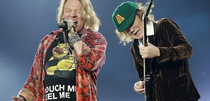 Rock not Bust: Axl/DCManchester