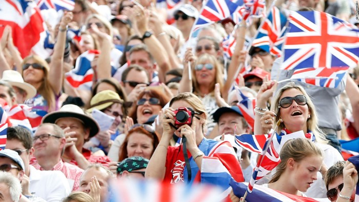 The Selective Ethics of Team GB's Fans