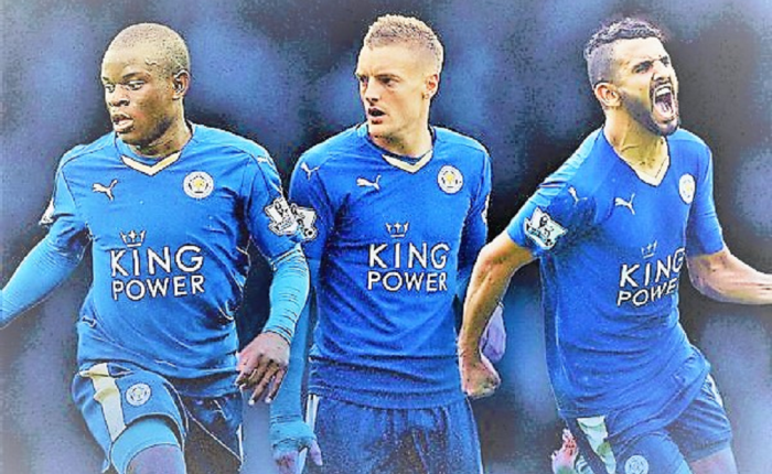 Team of 2016: Leicester City