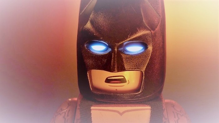 Lego Batman: A Dark Knight Parody