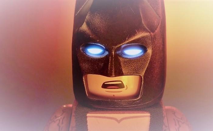 Lego Batman: A Dark KnightParody