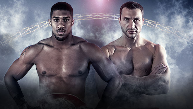 Klitschko and Joshua: Legacy and Legitimacy