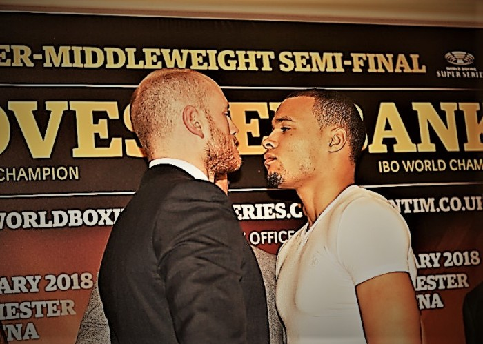 Groves vs Eubank Jr: Boxer versus Bravado